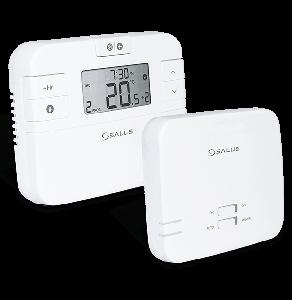 Salus RF Programmable Room Thermostat - RT510RF SA10006