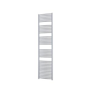 Radox Premier Curved Heated Towel Rail 1800mm H x 600mm W -Chrome RXPC-1800600-CH