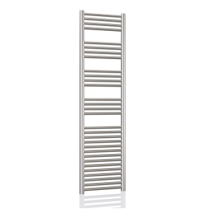 Radox Premier XL Straight Heated Towel Rail 1500mm H x 600mm W -Stainless Steel RXPS-1500600-SS