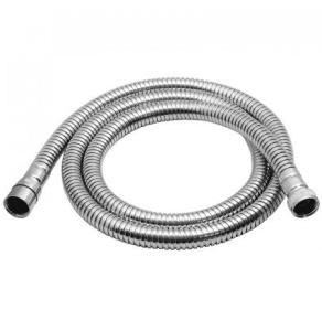 Vado Shower Hose Brass Standard Bore 120Cm Chrome Plated - Sh-012-120-Db-C/P VADO1365