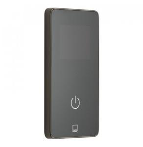Vado Sensori Smarttouch Thermostatic 1 Outlet Shower Valve Inc Remote Mp/Hp - Tch-1000 VADO1634
