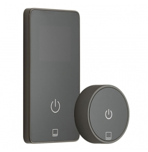 Vado Sensori Smarttouch Thermostatic 2 Outlet Shower Valve Inc Remote Mp/Hp - Tch-3000 VADO1636