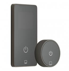 Vado Sensori Smarttouch Thermostatic 2 Outlet Pumped Shower Valve Inc Remote Lp - Tch-3500 VADO1637