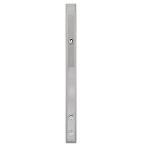 Bristan Fixed Temperature Timed Flow Shower Panel & Vandal Resistant Head Stainless Steel -TFP3003 TFP3003