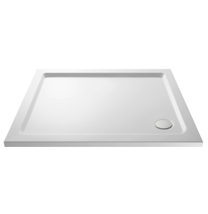 Nuie Shower Trays White Contemporary Rectangular Tray 900x760mm - NTP008 NTP008