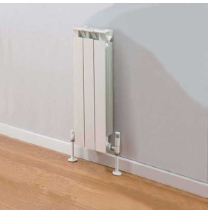 TRC Mix Radiator 390mm High x 260mm Wide, 3 Sections, White MIX39W-3