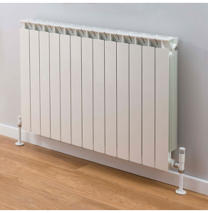 TRC Mix Radiator 690mm High x 1060mm Wide, 13 Sections, White MIX69W-13