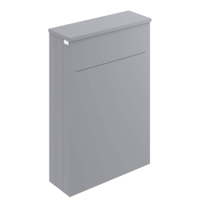 Bayswater Plummett Grey WC Toilet Unit 550mm Wide BAY1039