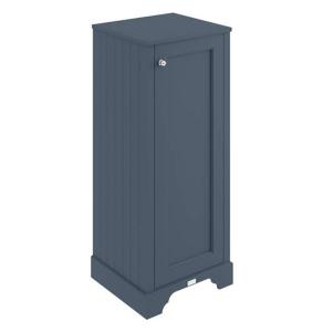 Bayswater Stiffkey Blue Tall Boy Storage Unit 465mm Wide BAY1042