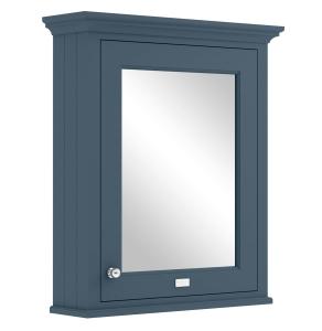 Bayswater Stiffkey Blue Bathroom Cabinet 750mm High x 650mm Wide BAY1044