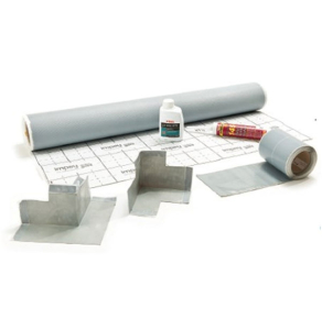 Impey WG5 Waterguard Kit 5m2 & WG10W Waterguard Wall Kit 10m2 - WG15WF IM1039