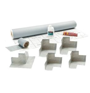 Impey WaterGuard Waterproof Membrane Kit, Pre-Made Corners, 5sqm - WG5 IM1038