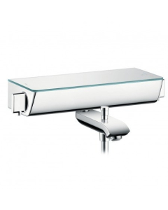 HANSGROHE ECOSTAT SELECT THERMOSTATIC BATH MIXER FOR EXPOSED INSTALLATION - 13141000 13141000