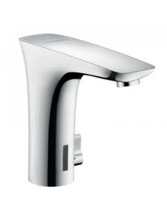 HANSGROHE PURAVIDA ELECTRONIC BASIN MIXER WITH TEMPERATURE CONTROL AND BATTERY-OPERATED - 15170000 15170000