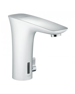 HANSGROHE PURAVIDA ELECTRONIC BASIN MIXER WITH TEMPERATURE CONTROL AND BATTERY-OPERATED - 15170400 15170400