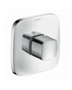 HANSGROHE PURAVIDA THERMOSTATIC MIXER HIGHFLOW FOR CONCEALED INSTALLATION - 15772000 15772000