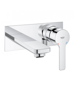 Grohe Lineare 2-Hole Basin Mixer S-Size - 19409001 19409001
