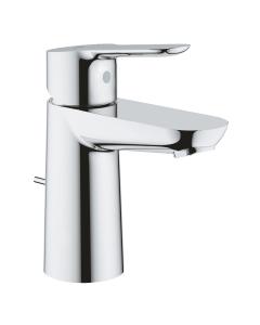 Grohe BauEdge Basin Mixer & Pop Up Waste 23356 23356000