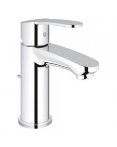 Grohe Eurostyle Cosmo Basin Mixer & Pop Up Waste, Energy Saving S-Size 23387 2338720E
