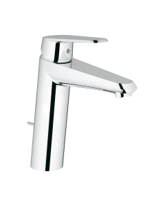 GROHE Eurodisc Cosmopolitan basin tap with pop-up waste, M-Size in chrome - 23448002 23448002