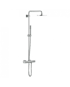 Grohe Rainshower System 210 with Thermostat Mixer 27032 27032001