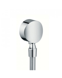 Hansgrohe Fixfit Wall Outlet S With Non-Return Valve And Pivot Joint - 27506000 27506000