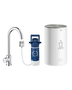 GROHE Red Mono Pillar tap and M size boiler - 30060001 30060001