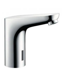 HANSGROHE FOCUS ELECTRONIC BASIN MIXER WITH TEMPERATURE PRE-ADJUSTMENT AND BATTERY OPERATED - 31172000 31172000