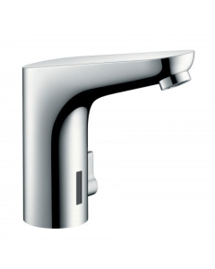 HANSGROHE FOCUS ELECTRONIC BASIN MIXER WITH TEMPERATURE CONTROL AND MAINS CONNECTION 230 V - 31173000 31173000