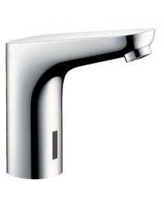 HANSGROHE FOCUS ELECTRONIC BASIN MIXER WITH TEMPERATURE PRE-ADJUSTMENT AND MAINS CONNECTIONS 230 V - 31174000 31174000