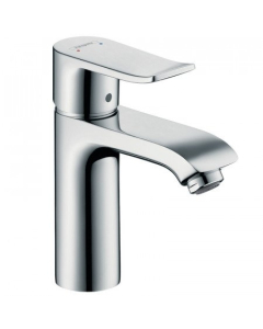 HANSGROHE METRIS SINGLE LEVER BASIN MIXER 110 LOWFLOW 3.5 L/M WITHOUT WASTE - 31204000 31204000