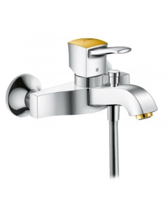 HANSGROHE METROPOL CLASSIC SINGLE LEVER MANUAL BATH MIXER FOR EXPOSED INSTALLATION WITH LEVER HANDLE - 31340090 31340090