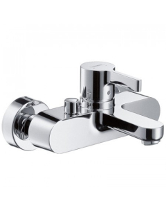 HANSGROHE METRIS S SINGLE LEVER MANUAL BATH MIXER FOR EXPOSED INSTALLATION - 31460000 31460000