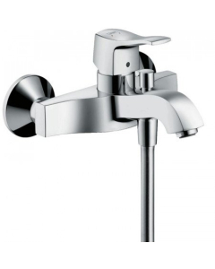 HANSGROHE METRIS CLASSIC SINGLE LEVER MANUAL BATH MIXER FOR EXPOSED INSTALLATION - 31478000 31478000