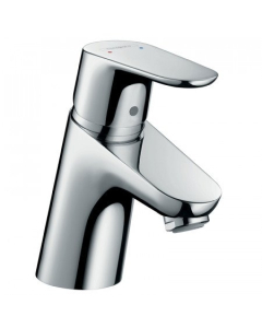 HANSGROHE FOCUS SINGLE LEVER BASIN MIXER 70 WITH POP-UP WASTE - 31730000 31730000