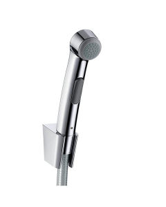 HANSGROHE BIDET SPRAY 1JET WITH SHOWER HOLDER AND PRESSURE SHOWER HOSE 125 CM - 32129930 32129930