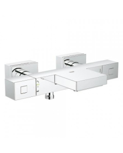 Grohe Grohtherm Cube Thermostatic Bath/Shower Mixer 34508 34508000
