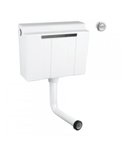 Grohe Adagio Concealed Cistern 6/3L, Side Fill 39054 39054000