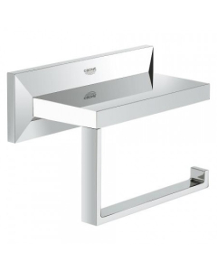 Grohe Allure Brilliant Toilet Roll Holder 40499 40499000