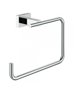 Grohe Essentials Cube Towel Ring 40510 40510001