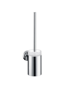 HANSGROHE LOGIS TOILET BRUSH WITH HOLDER - 40522000 40522000