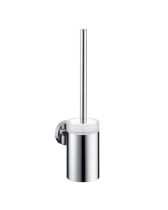 HANSGROHE LOGIS TOILET BRUSH WITH HOLDER - 40522820 40522820