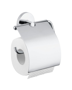 HANSGROHE LOGIS TOILET ROLL HOLDER WITH COVER - 40523820 40523820