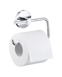 HANSGROHE LOGIS TOILET ROLL HOLDER WITHOUT COVER - 40526000 40526000