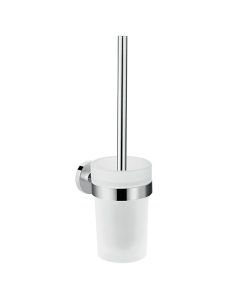 Hansgrohe Logis Universal Toilet Brush With Holder - 41722000 41722000
