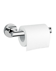 Hansgrohe Logis Universal Toilet Roll Holder Without Cover - 41726000 41726000
