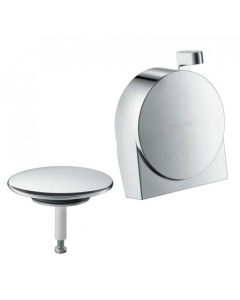 Hansgrohe Exafill S Finish Set Bath Filler, Waste And Overflow Set - 58117000 58117000