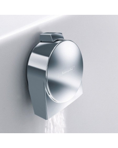 HANSGROHE EXAFILL S FINISH SET BATH FILLER, WASTE AND OVERFLOW SET - 58117340 58117340