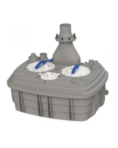 Saniflo Sanicubic 2 XL Heavy Duty Macerator Pump - 6105 6105