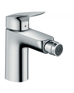 HANSGROHE LOGIS SINGLE LEVER BIDET MIXER 100 WITH POP-UP WASTE - 71200000 71200000